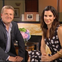 Aled and Sandra Bullock for 'Daybreak'.
