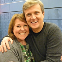 Aled and Wendi Peters for 'BBC Radio Wales'.