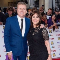 Aled and Arlene Phillips at 'The Mirror's Pride of Britain Awards' 2015.