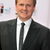 Aled at the Classical Brit Awards.