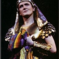 Aled in 'Joseph and his Amazing Technicolour Dreamcoat'.