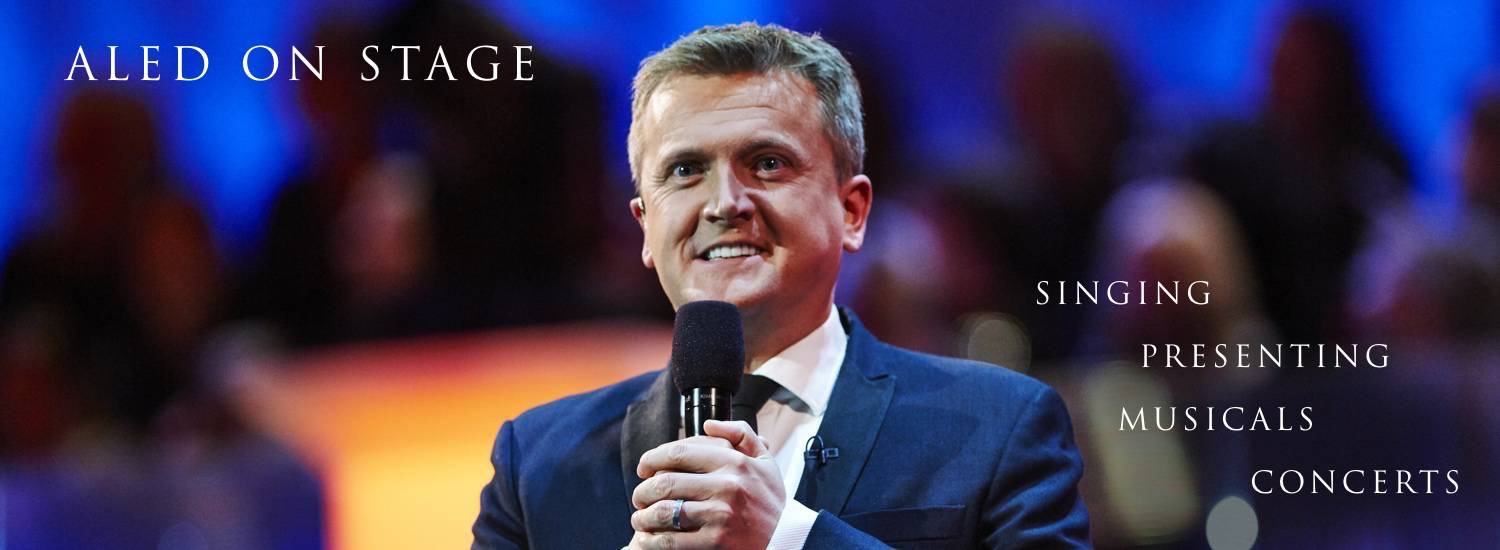 Aled Jones Singing
