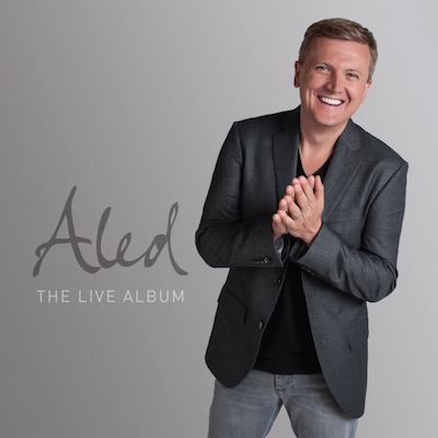 Aled Jones LIVE Album